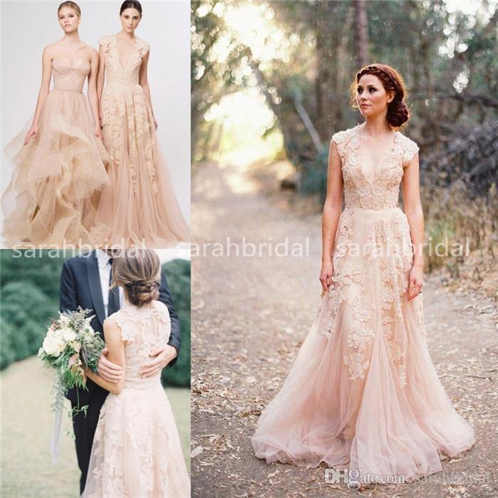 Plus size rustic dresses