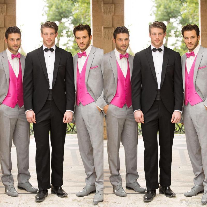 Vest Suit Wedding
