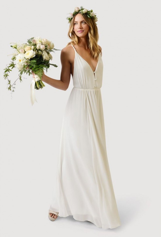 Emejing Hippie Inspired Wedding Dresses Contemporary - Styles ...