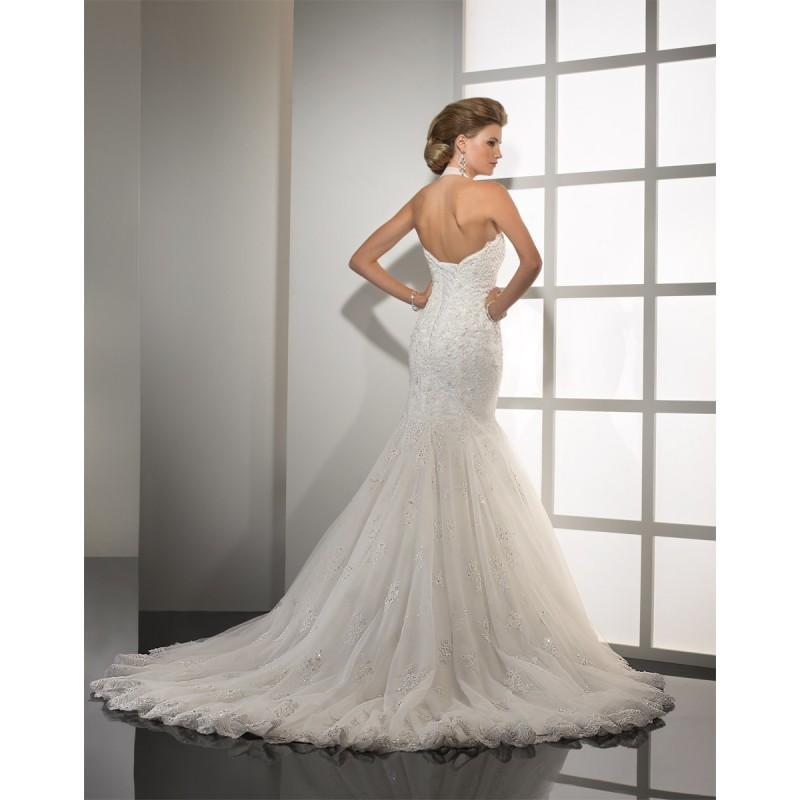 Wedding dress mermaid style junglespirit Gallery