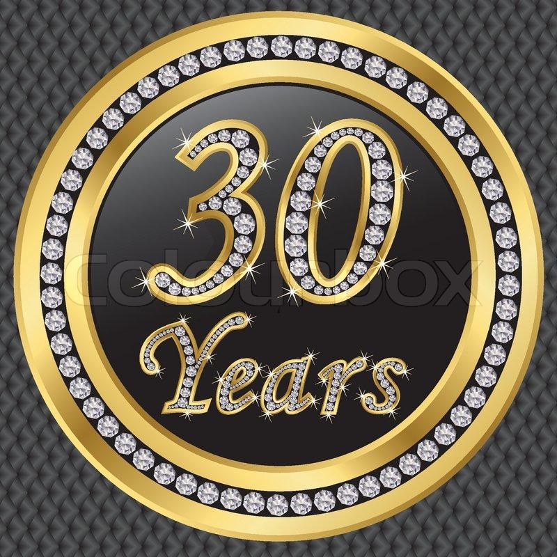 30 Year Wedding Anniversary