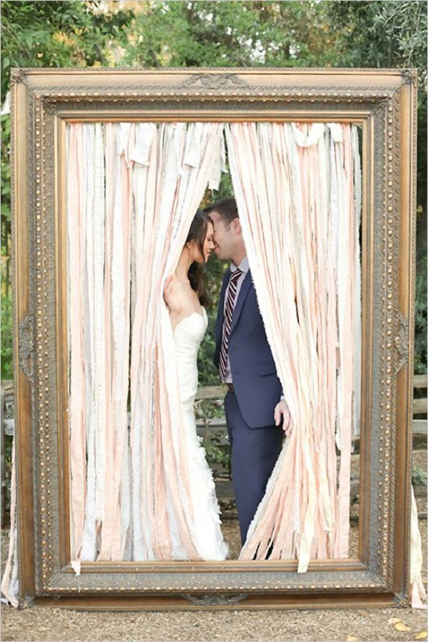 Frame Themed Wedding - Best site hairstyle and wedding dress for man ...