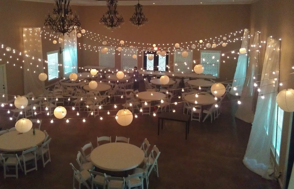 Hanging Lights For Wedding: Accent Lighting For Wedding Ceremony And Reception,Lighting