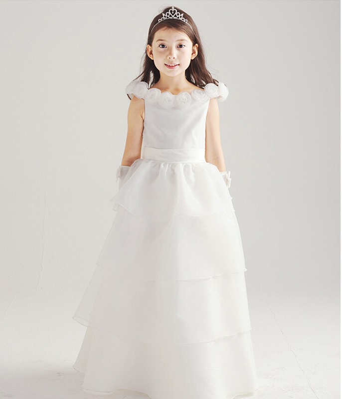 Wedding Dresses For Childrens In : Kids wedding dress