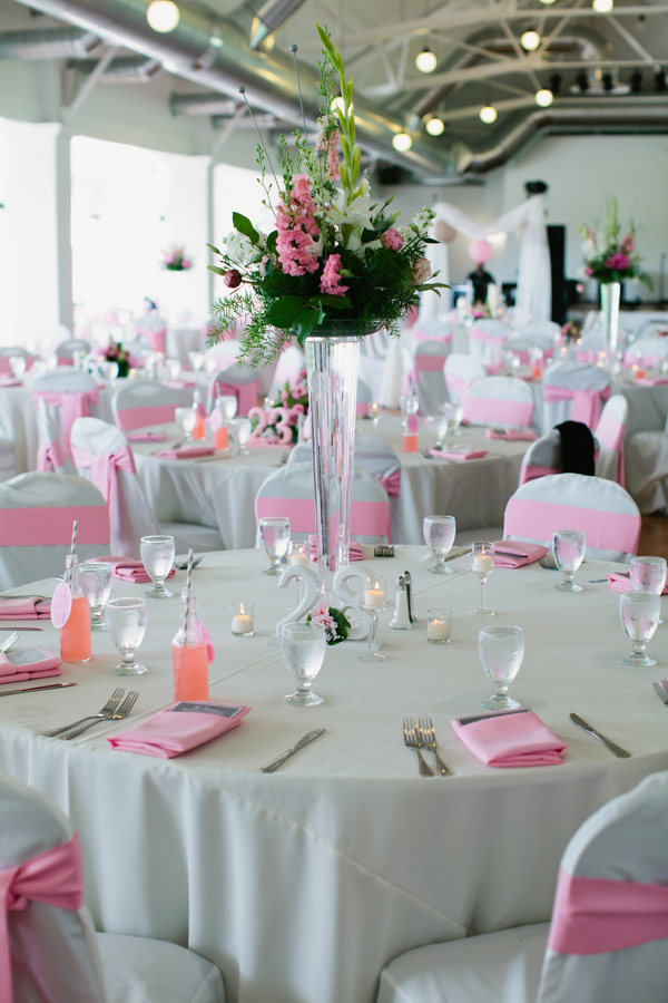 Brides Of Adelaide Magazine Peonies Wedding Table Centrepiece Pink And Grey Gray Settings Pinterest