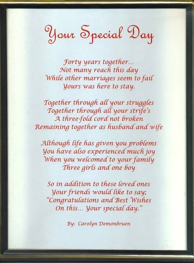 Anniversary Quotes For Son Quotesgram
