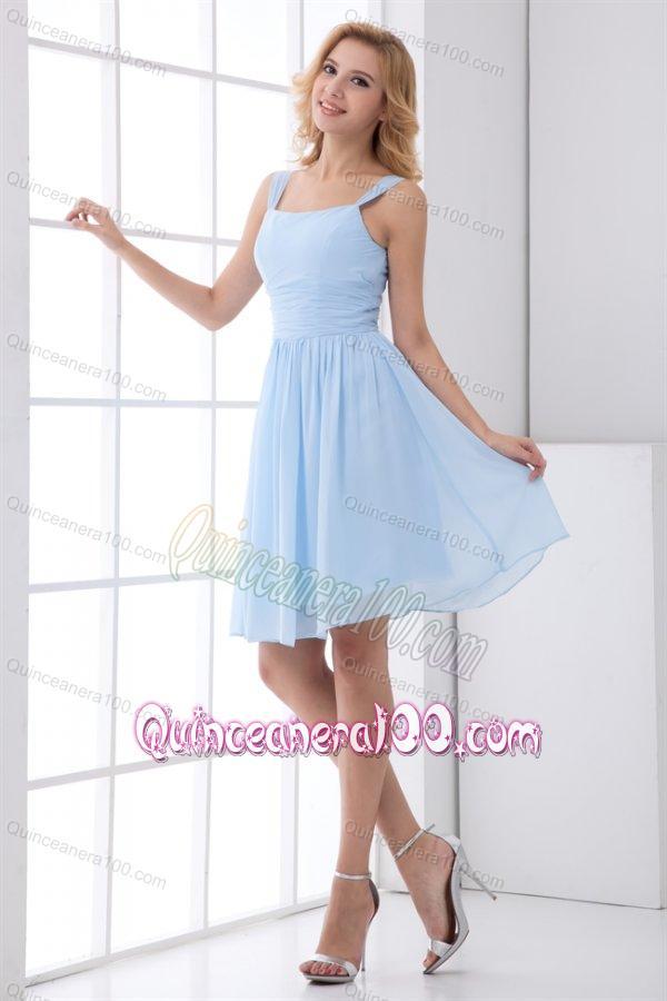 Light Blue Dress For Wedding