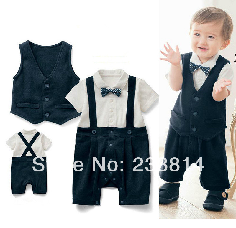 Baby Boy Wedding Outfit Navy | Wedding Ideas