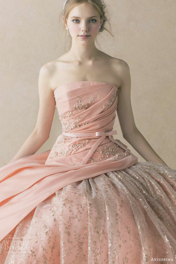 Collection Pink And Gold Dress Pictures - Reikian