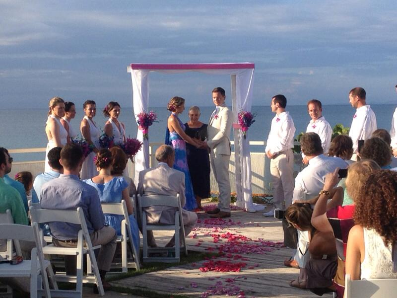 Beach Wedding Male Guest Attire