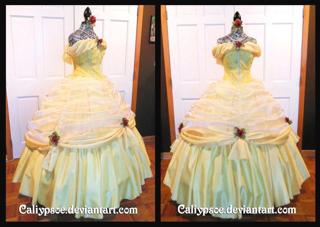 Beauty And The Beast Wedding Dress: Beauty And The Beast Wedding Dress
