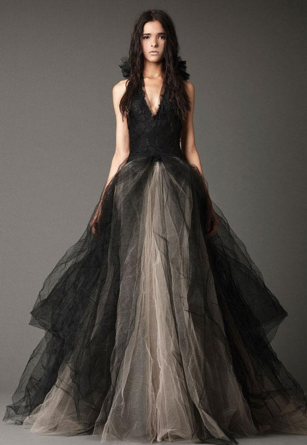 Funky Gray Bridal Gowns Image Collection - Images for wedding gown ...