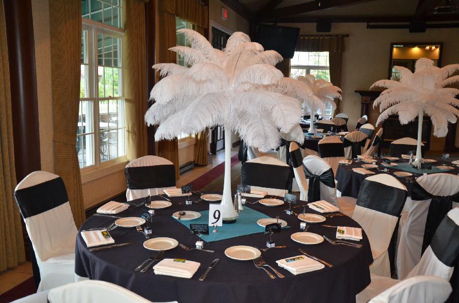 Halloween Wedding Table Centerpieces Gallery - Wedding Decoration Ideas