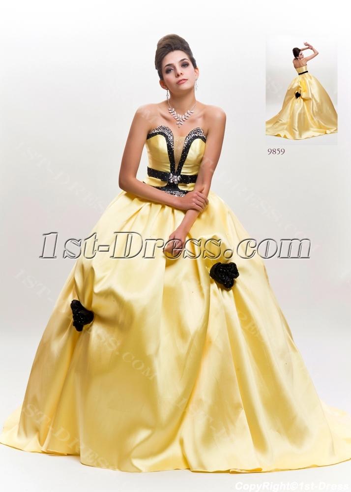 Black And Yellow Wedding DressesWEDDING | WEDDING