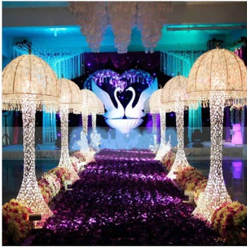 Blue And Purple Wedding Supplies