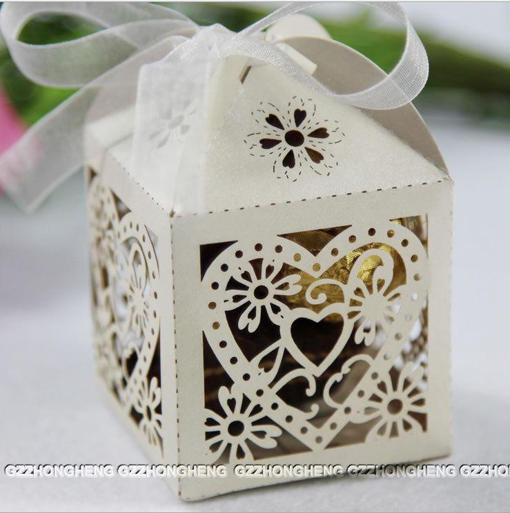Wedding Cake Box Ideas
