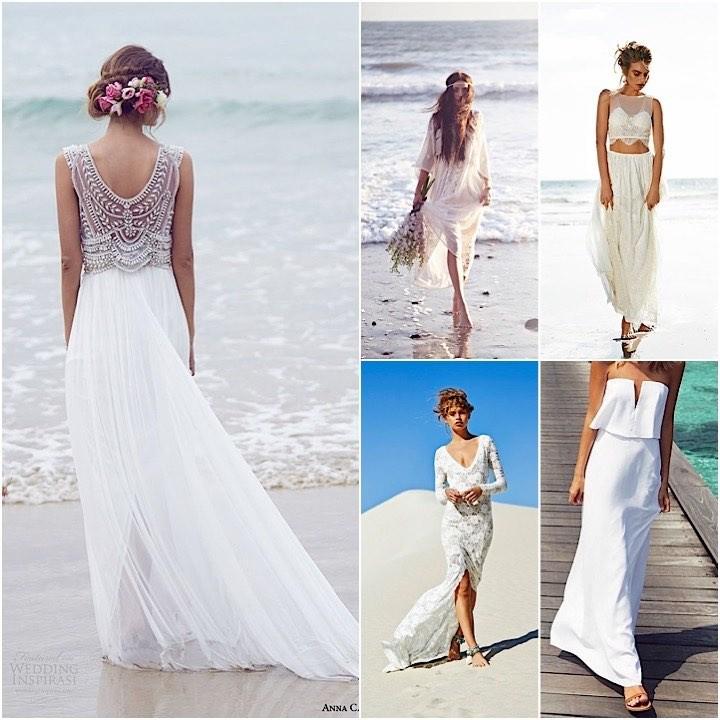 324ec5783a88 Casual Beach Wedding Dresses To Stay Cool – Emasscraft.org