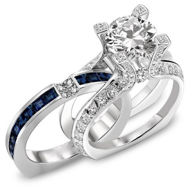 cheap wedding ring sets for bride and groom beautiful as mens