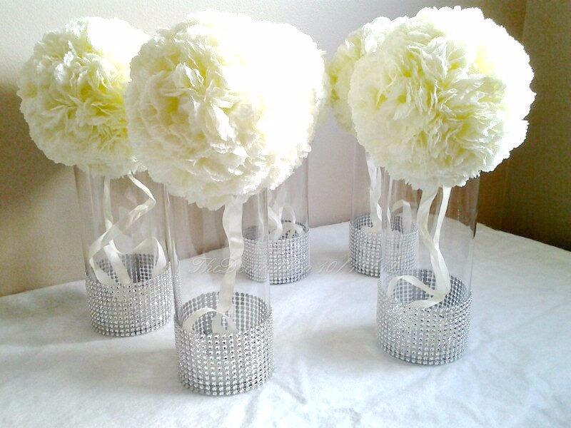 Cheap Wedding Table Centerpieces Emasscraft Org