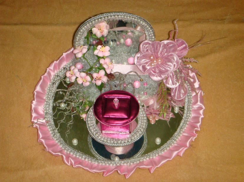 Indian wedding ring trays wedding decoration tray image collections wedding dress junglespirit Images