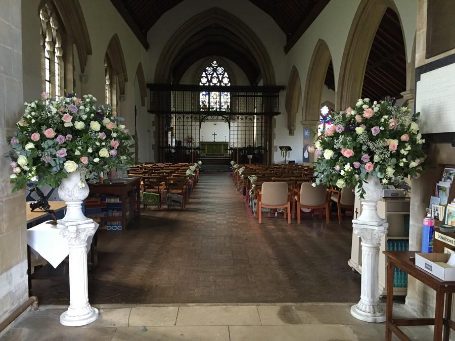 Wedding Church Flowers | Midway Media