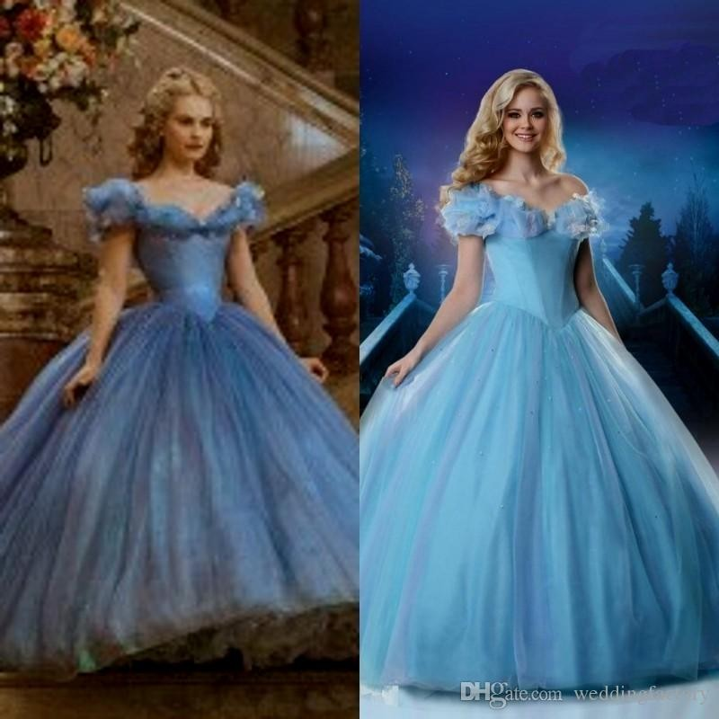 Cinderella Wedding: Cinderella Wedding Dress