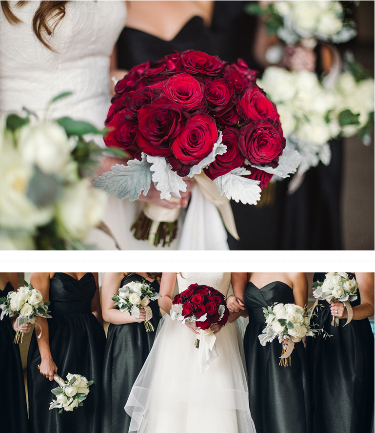 Black White And Red Wedding Ideas Wedding Decor Ideas