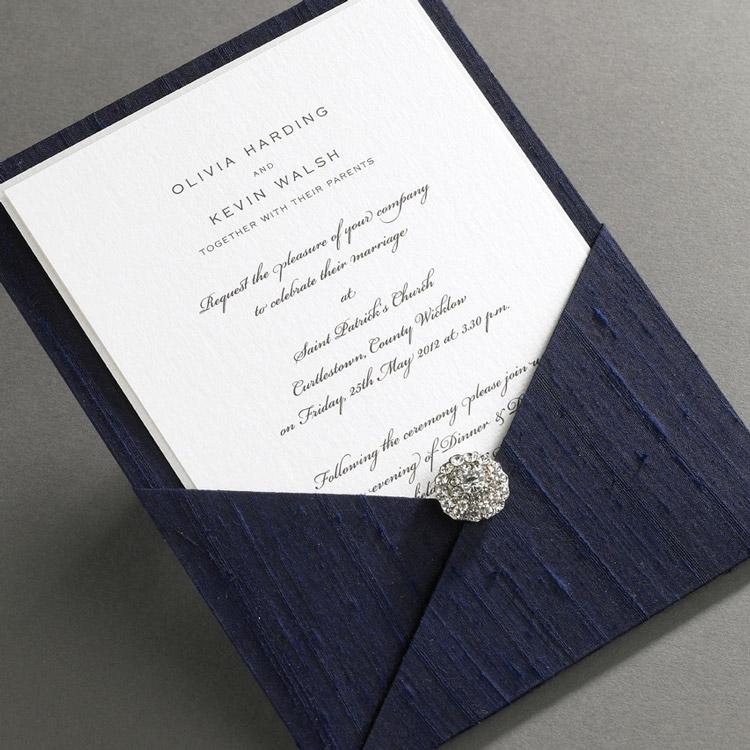 Wedding Invitation Innovative Ideas: Classy Wedding Invitations
