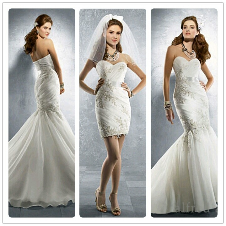 Convertable wedding dress convertible wedding dresses convertible and wedding dressses on junglespirit Image collections