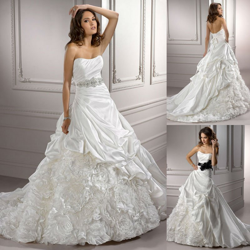 Wedding Gown Dress Patterns