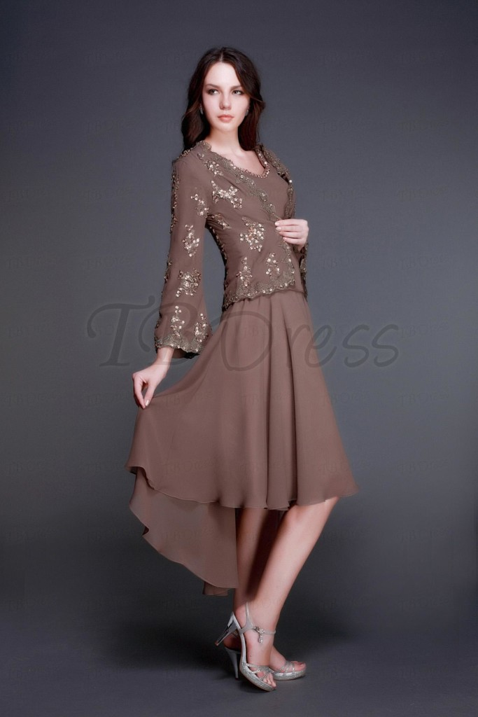Country Western Wedding Mother Of The Bride Dresses Wear For