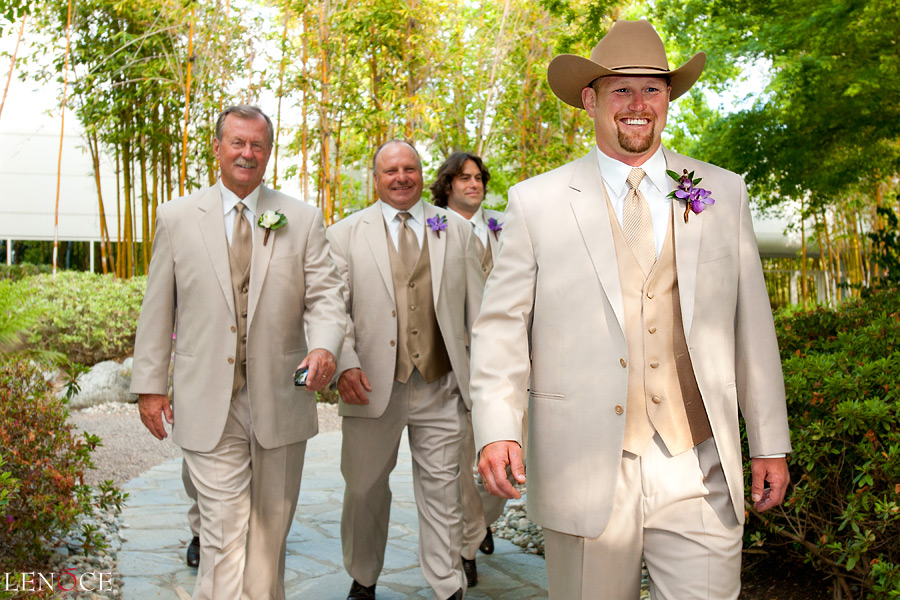 Cowboy Wedding Outfit