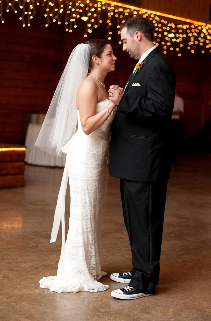 Wedding Chuck Taylors