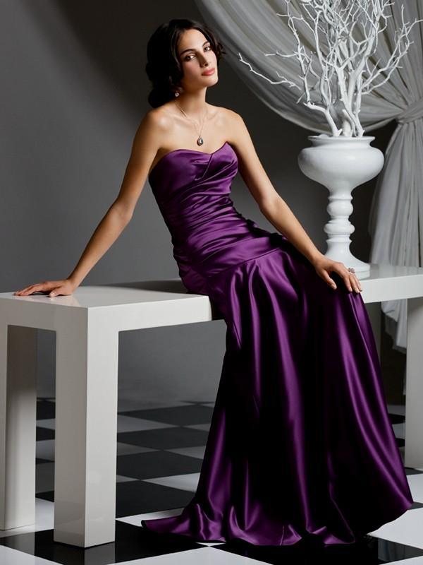 Dark purple wedding dress for Dark purple wedding dresses