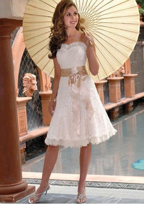 Summer dress for wedding reception