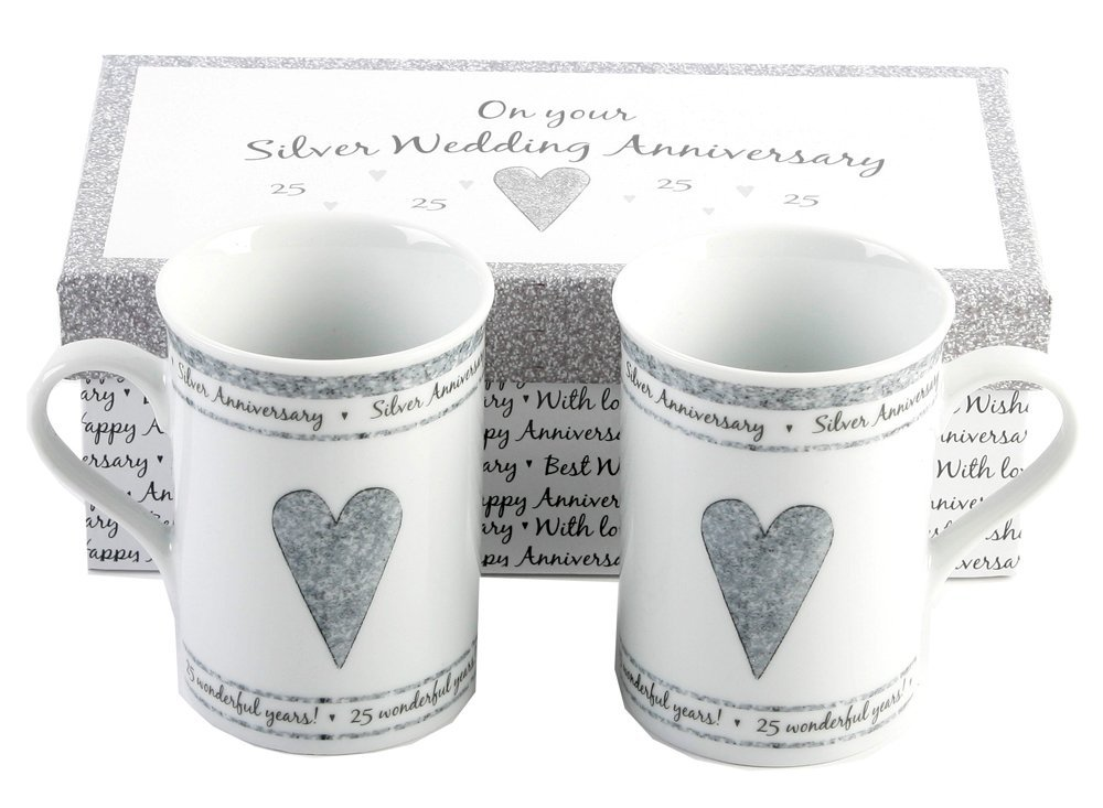 Silver Wedding Anniversary Gifts For Him: 25 Wedding Anniversary Gifts