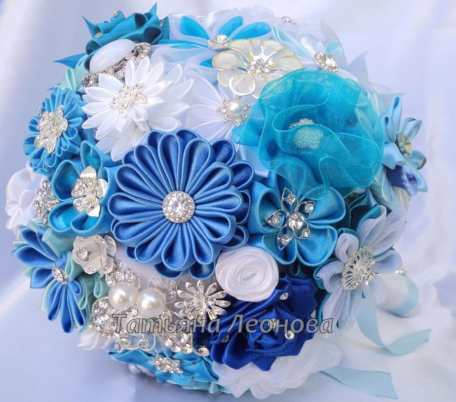 Royal Blue And Turquoise Wedding