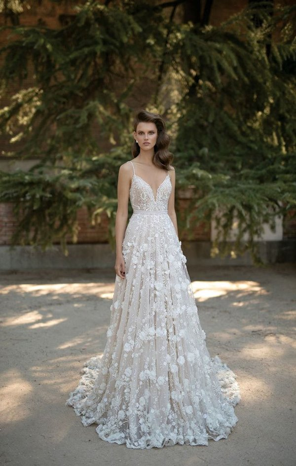 Best Spanish Inspired Wedding Dress Pictures - Styles & Ideas 2018 ...