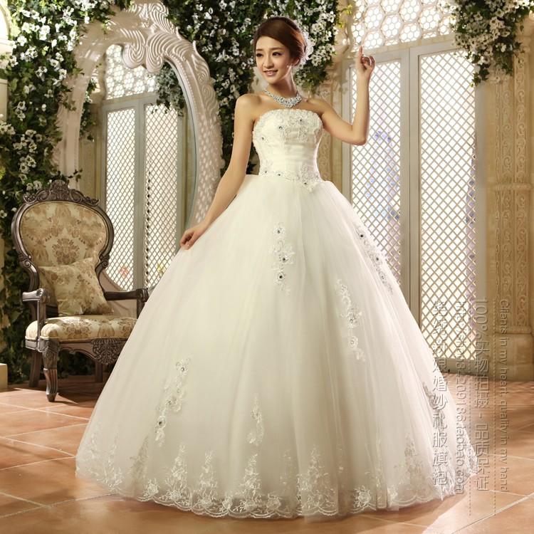 Butterfly Lace Wedding Dress