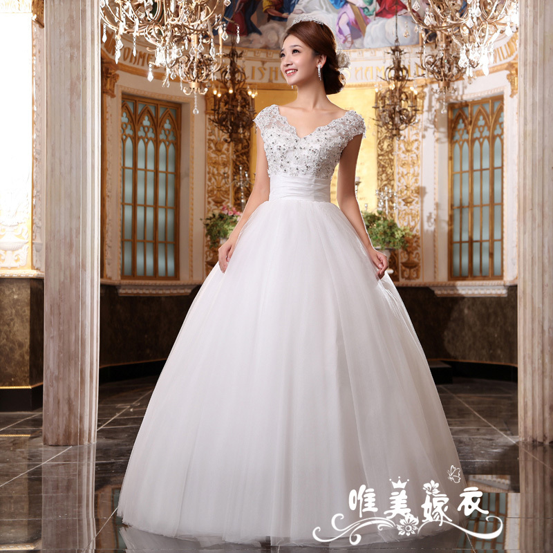 Princess Style Wedding Gowns: Princess Style Wedding Dress