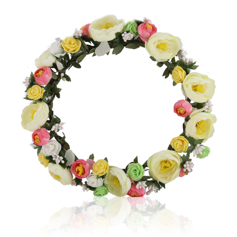 fresh flower garlands for weddings flower garland for wedding 4361