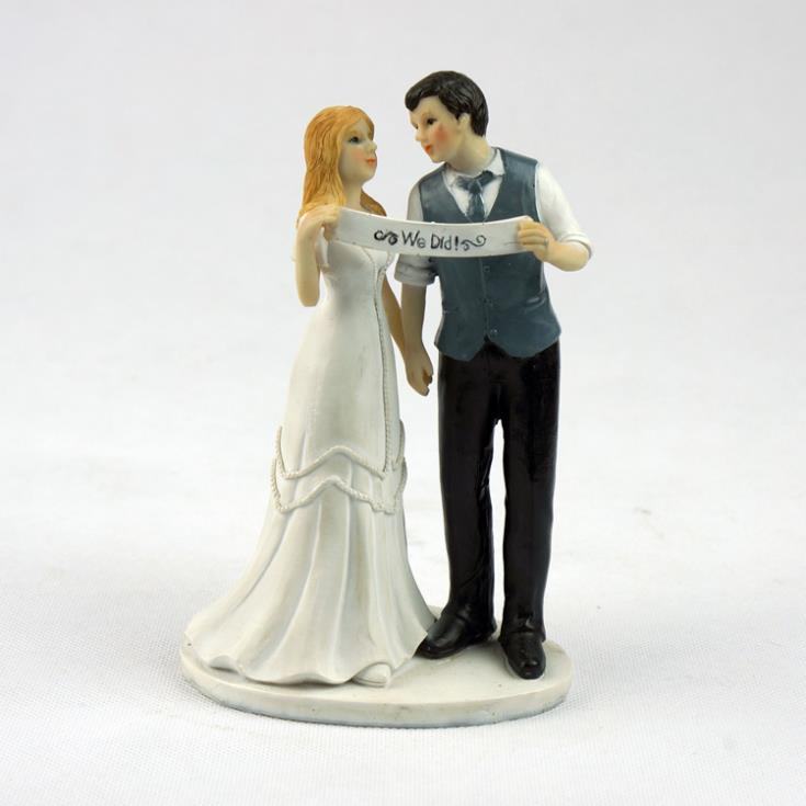 Funny Wedding Cake Decorations