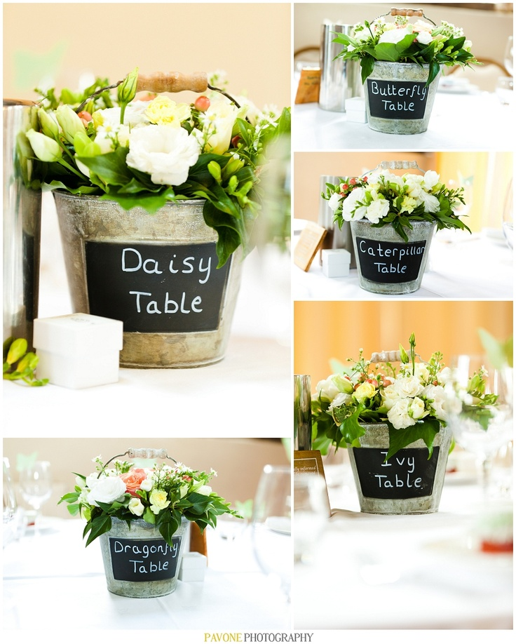 Country style centerpieces for weddings
