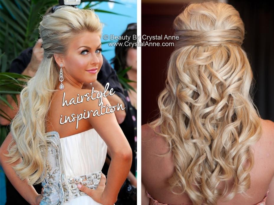 Wedding hairstyles with clip in hair extensions hair half up extensionshair merdekawalk pmusecretfo Gallery