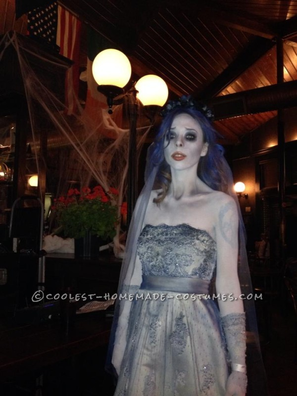 Halloween Costumes With Wedding Dresses