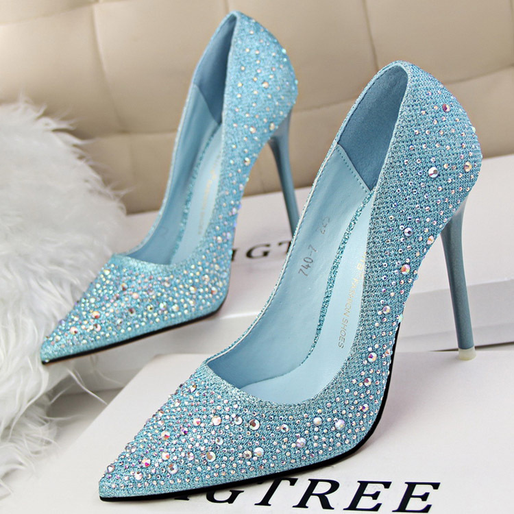 Awesome Glass Shoes For Wedding Gallery - Styles & Ideas 2018 - sperr.us