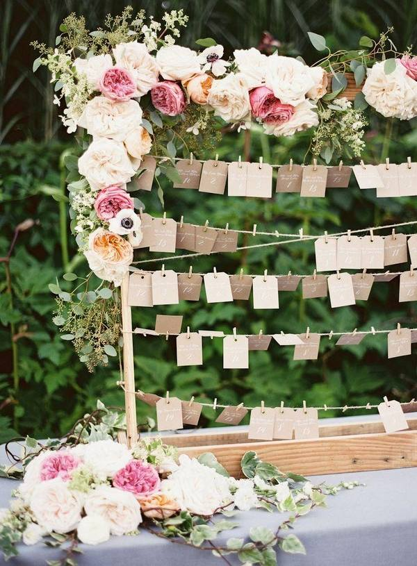 Outdoor wedding reception decorations junglespirit