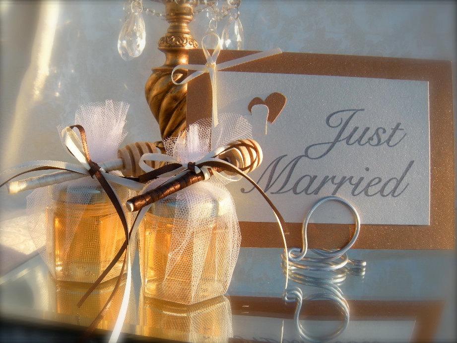Wedding Honey Favors Wedding Decor Ideas