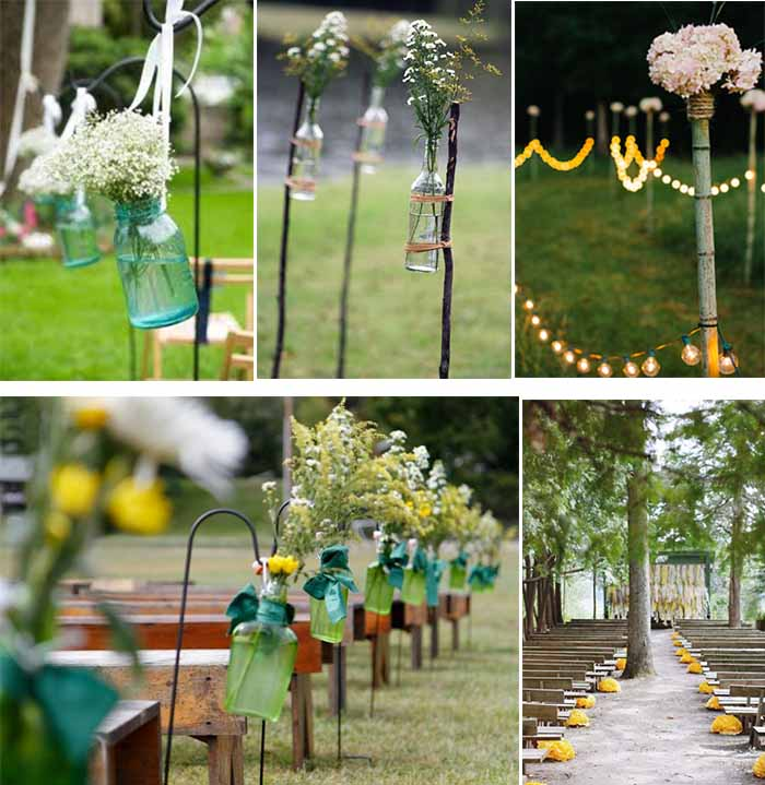 Camping Wedding Ideas: Camping Wedding Ideas