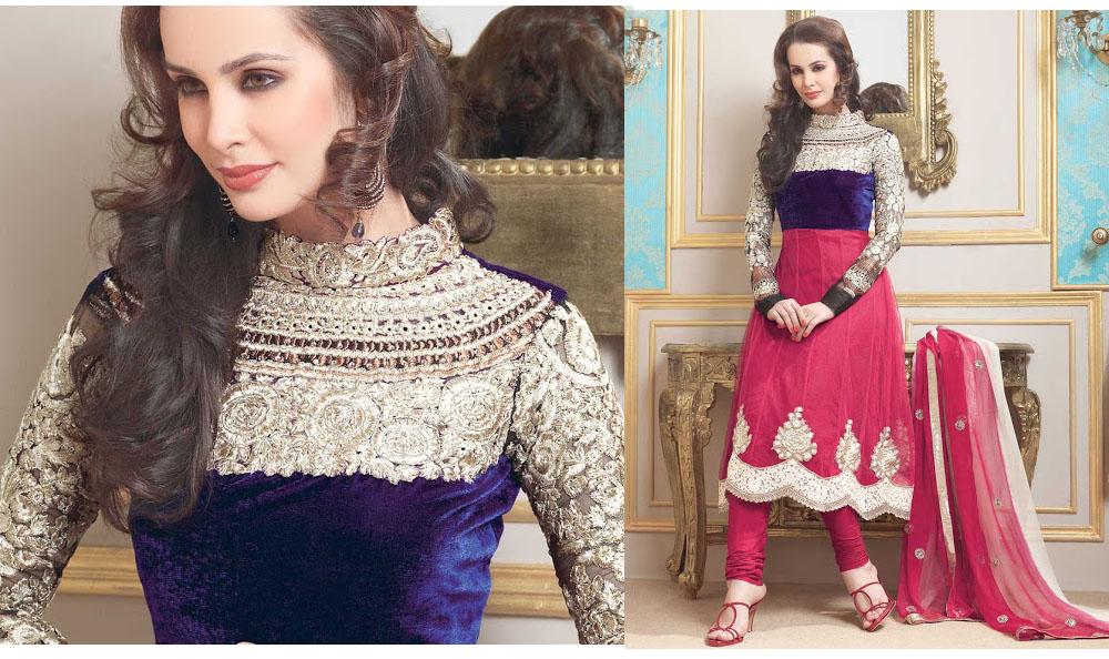 New Punjabi Wedding Dress